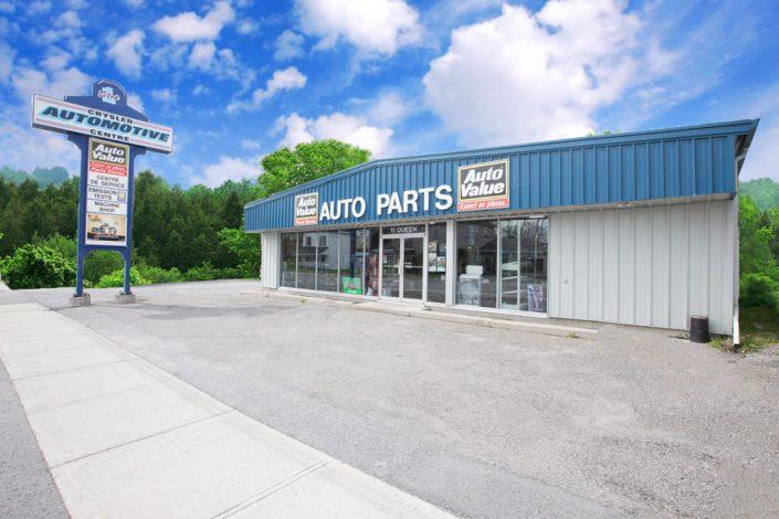 Crysler Automotive Centre